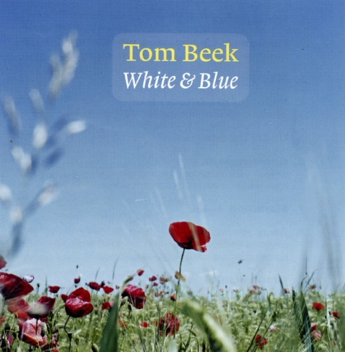 "Tom Beek ""White & Blue"""