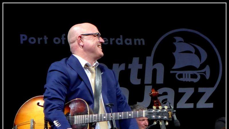 Martijn at the North Sea Jazz Festival 2016