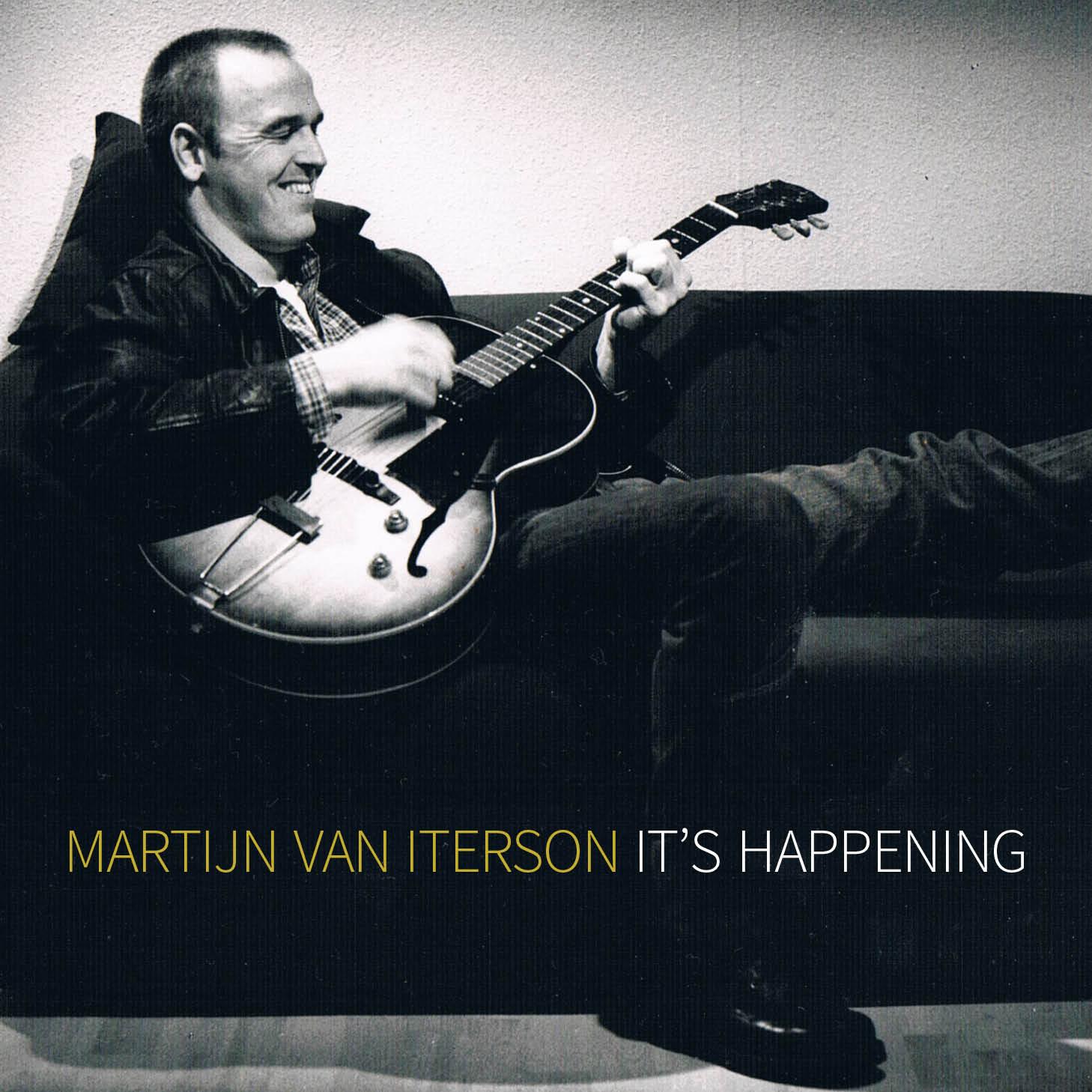 It's Happening (1998 album reissue €12,99)